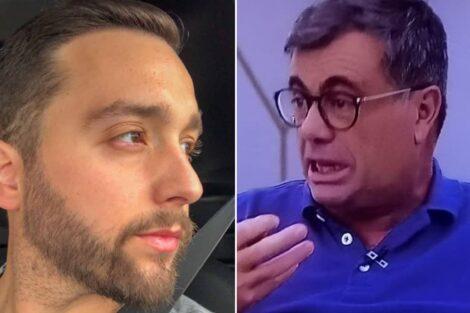 Tiago Rufino, Quintino Aires, Big Brother