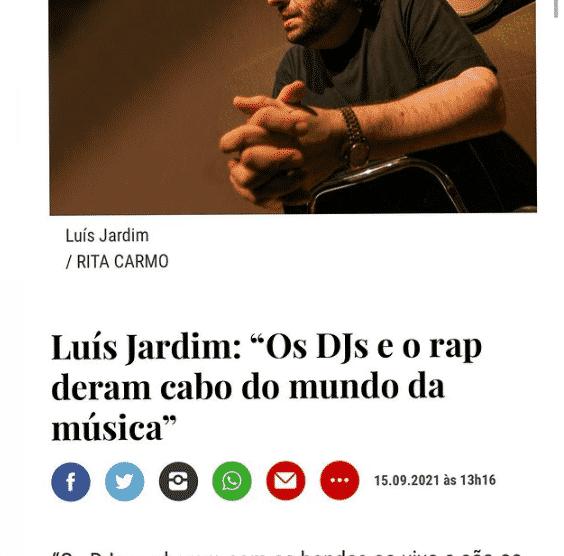 Agir, Luís Jardim