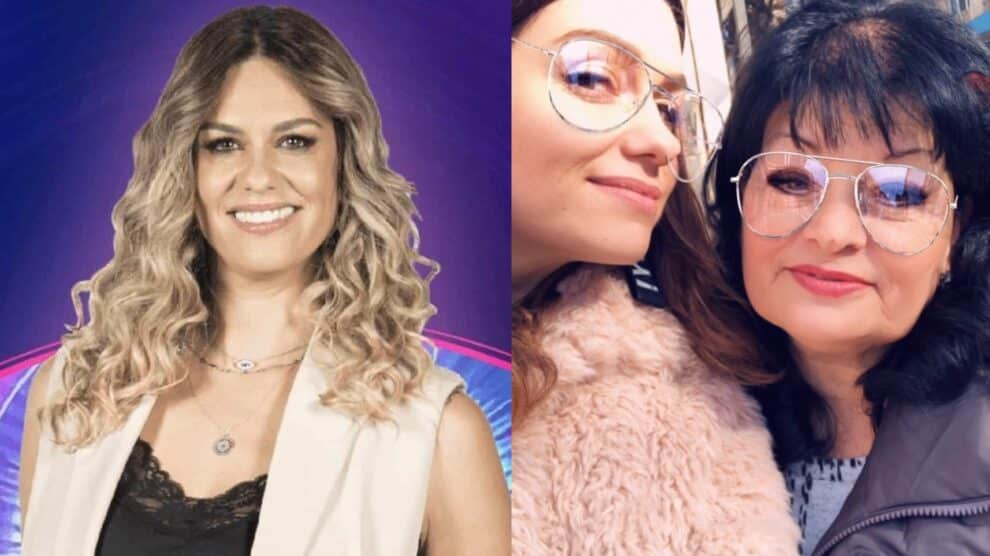 Big Brother, Ana Barbosa, Mae Maria Jose