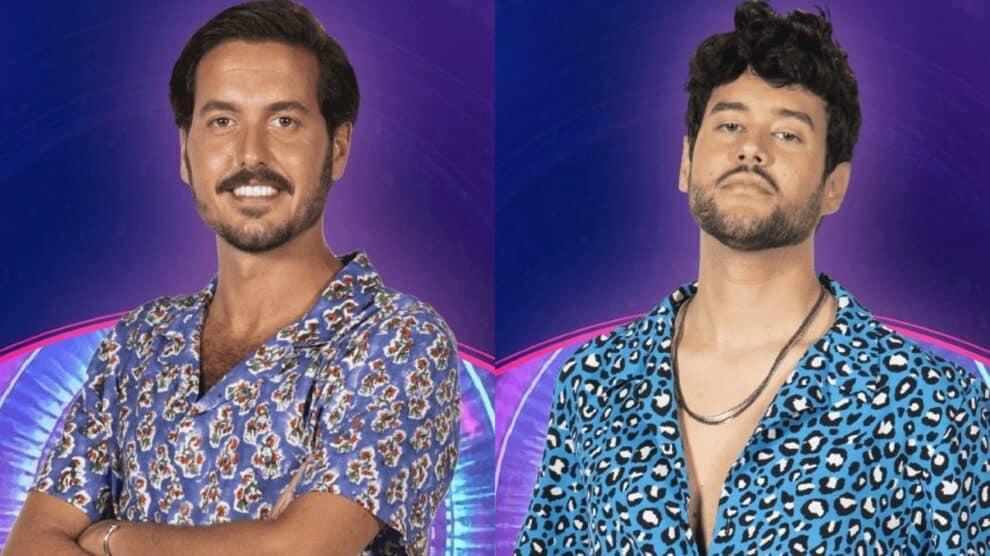 Concorrentes Big Brother, António Bravo, Bruno Almeida