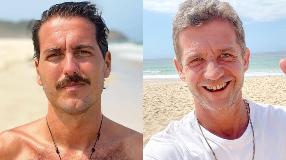 Big Brother, Antonio Bravo, Pedro Granger