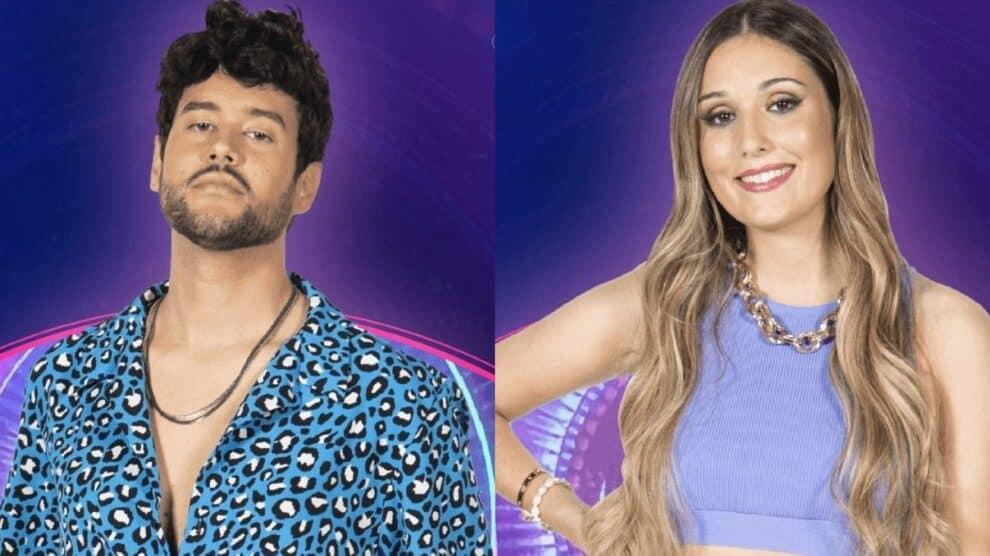 Big Brother, Bruno Almeida, Rita