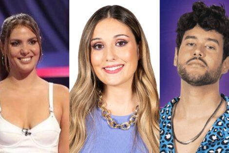 Big Brother, Carina Duarte, Rita Santos, Bruno Almeida