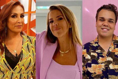 Big Brother, Comentadores, Susana Dias Ramos, Pipoca Mais Doce, Ze Lopes