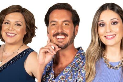 Big Brother, Concorrentes, Rita Santos, António Bravo, Maria Conceição