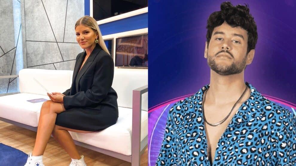 Big Brother, Cristiana Jesus, Bruno Almeida