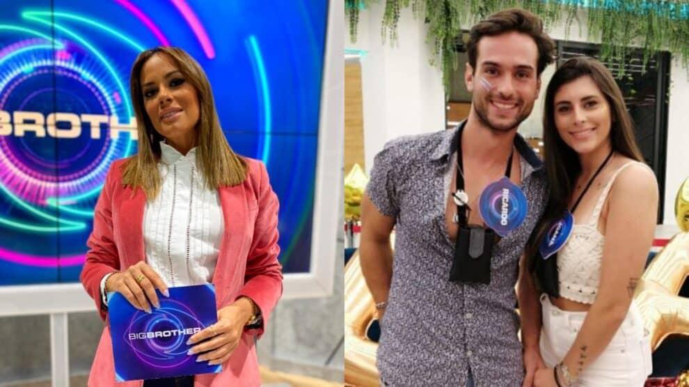 Big Brother, Helena Isabel, Ricardo, Joana
