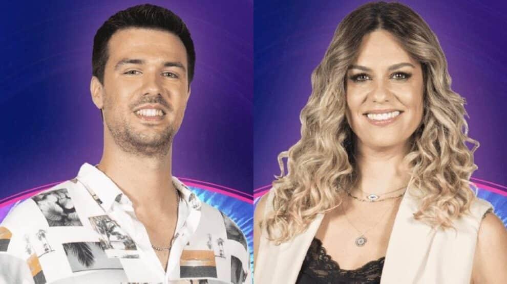 Big Brother, João, Ana Barbosa