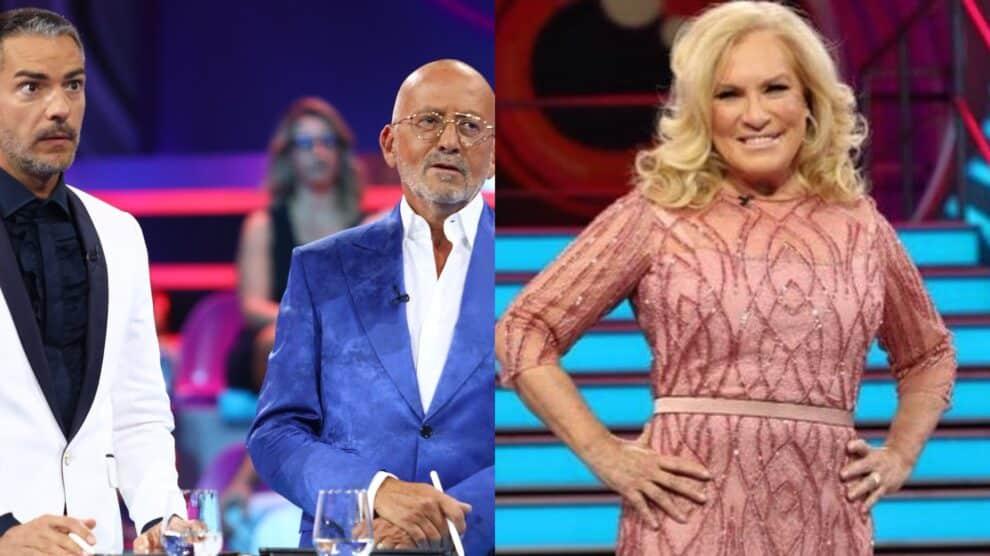 Big Brother, Manuel Luís, Goucha, Cláudio Ramos, Teresa Guilherme