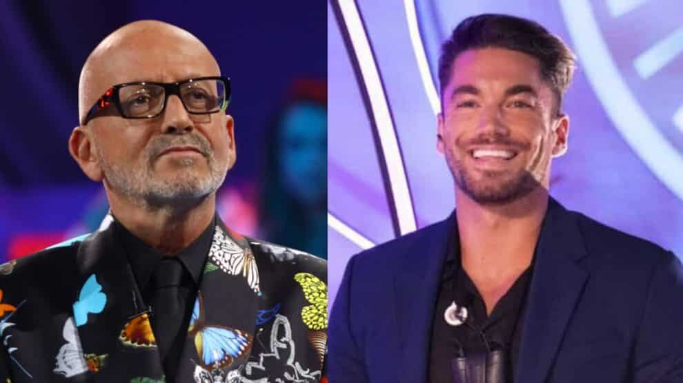 Big Brother, Manuel Luis Goucha, Rui Pinheiro