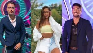 Big Brother, Pedro Moreira, Mariana Teixeira, Rui Pinheiro