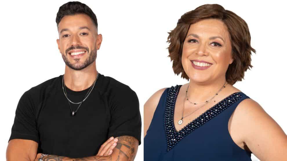 Big Brother, Rui Baptista, Maria Da Conceicao