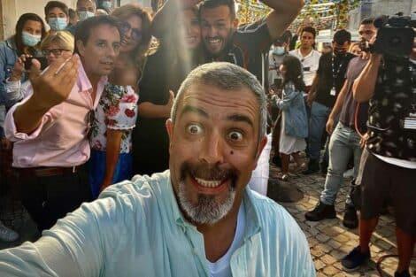 Bino, Festa É Festa, Pedro Alves, Tvi