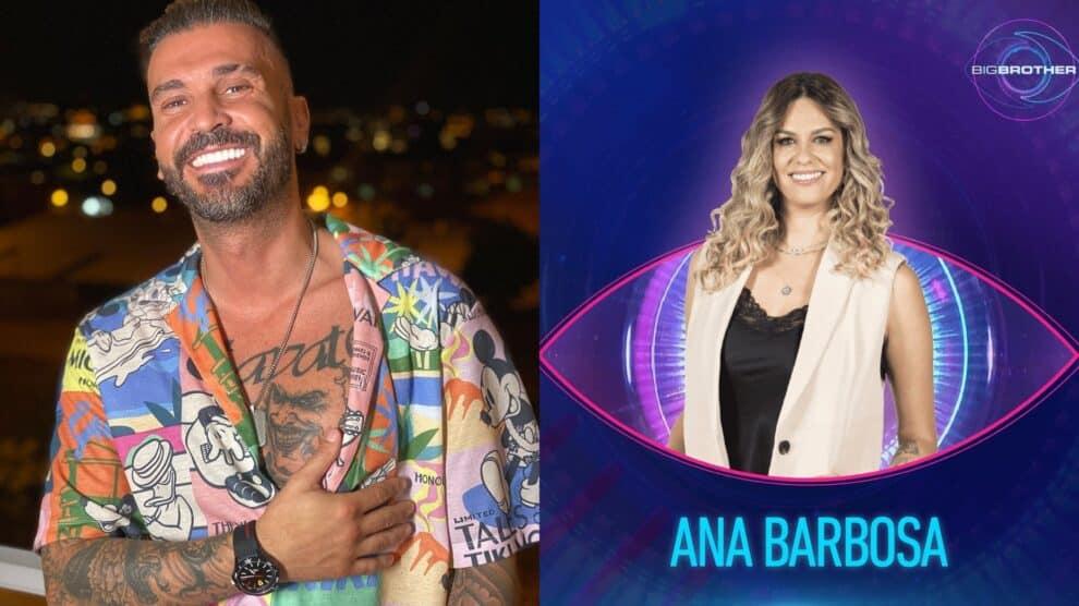 Bruno Savate, Ana Barbosa