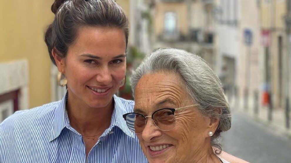 Claudia Vieira E Avo