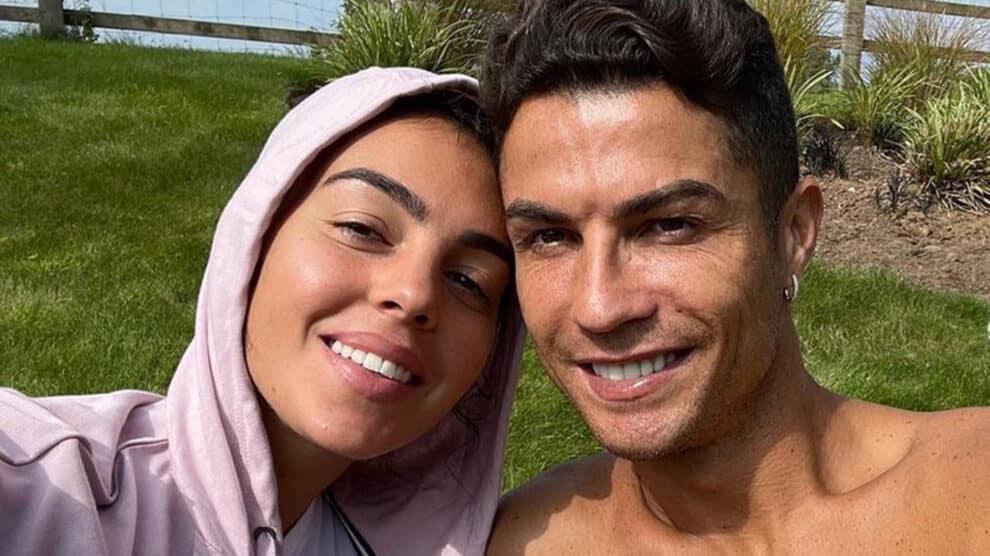 Cristiano Ronaldo E Georgina Rodríguez, Uk