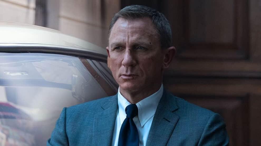 Daniel Craig, James Bond, 007: No Time To Die