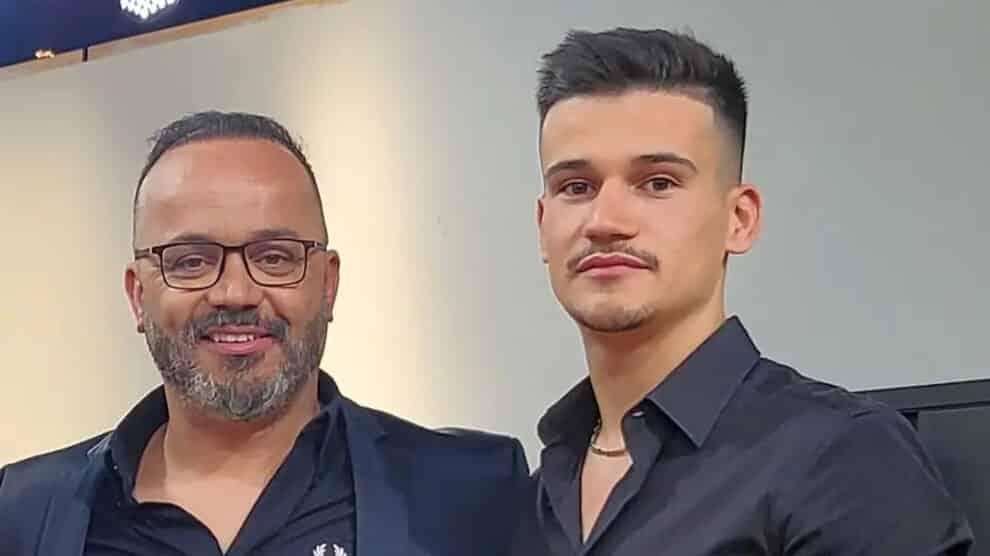 Fernando Rocha E O Filho, Diogo Rocha