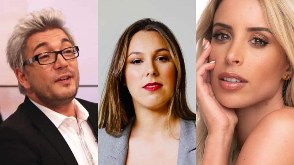 Serginho, Joana Madeira, Helena Coelho