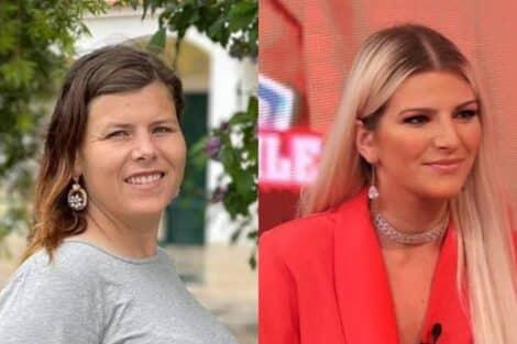 Noélia Pereira, Cristiana Jesus, Extra Big Brother