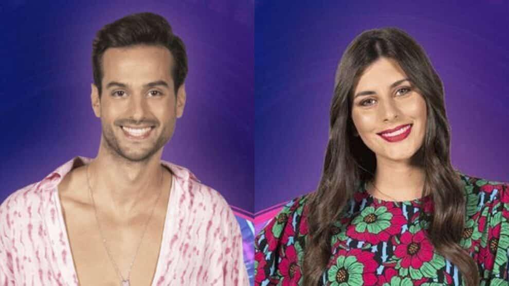 Ricardo Pereira, Joana Schreyer, Big Brother