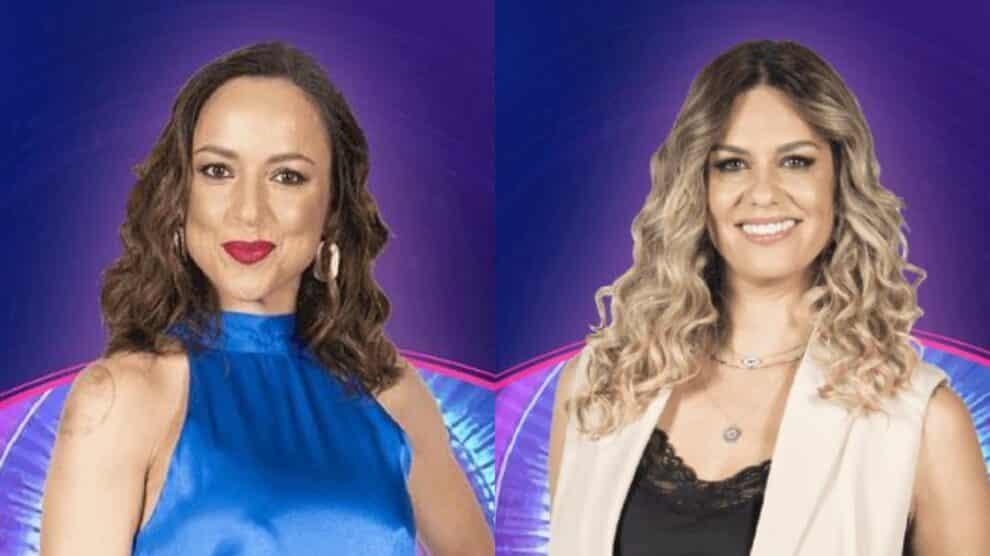 Débora Neves, Ana Barbosa, Big Brother
