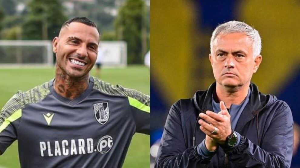 Ricardo Quaresma, José Mourinho