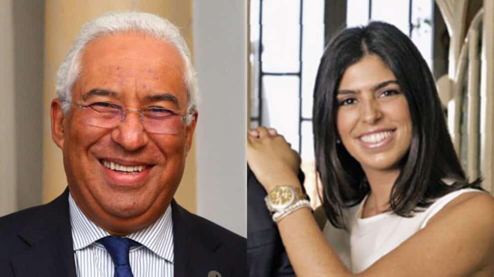 António Costa, Catarina Tadeu Da Costa