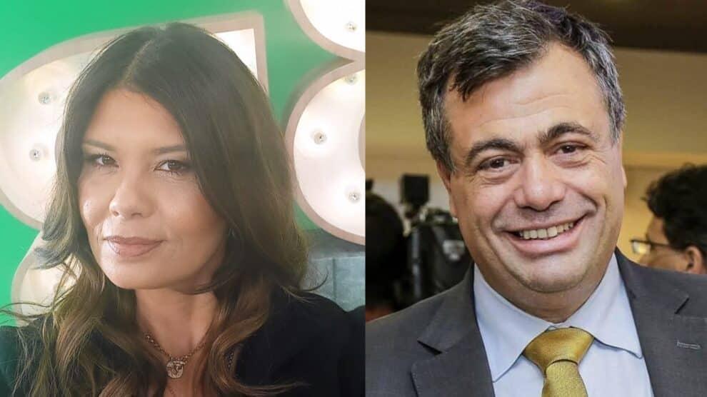 Gisela Serrano, Quintino Aires, Big Brother