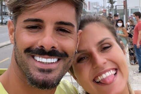 Jessica Antunes, Rui Pedro, Brasil, Big Brother