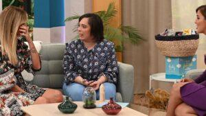 Jessica Athayde, Madalena Abecasis, Historia Convidada Lagrimas
