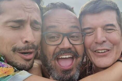 João Baião, Fernando Rocha, João Paulo Sousa