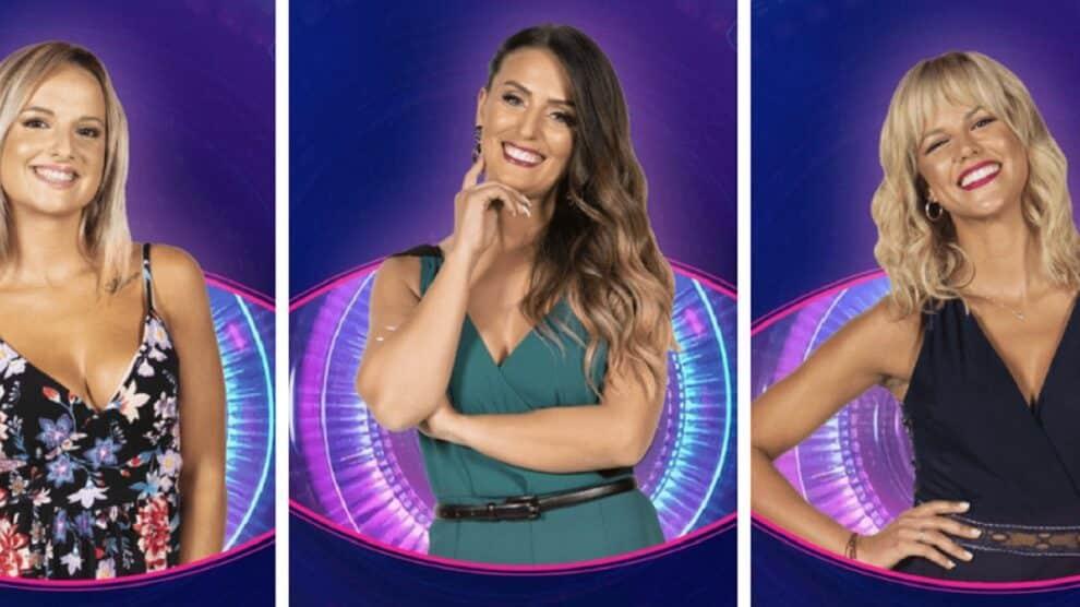 Leticia, Big Brother, Ana Soares, Yennifer