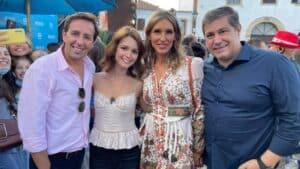 Mario Ferreira, Manuel Marques, Beatriz Barosa, Festa É Festa