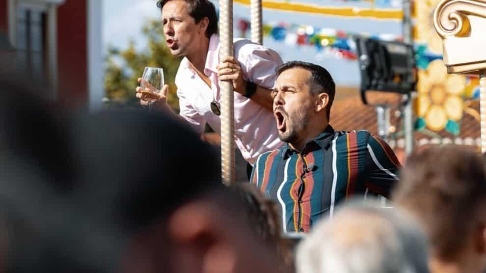 Pedro Teixeira, Festa É Festa, Tvi