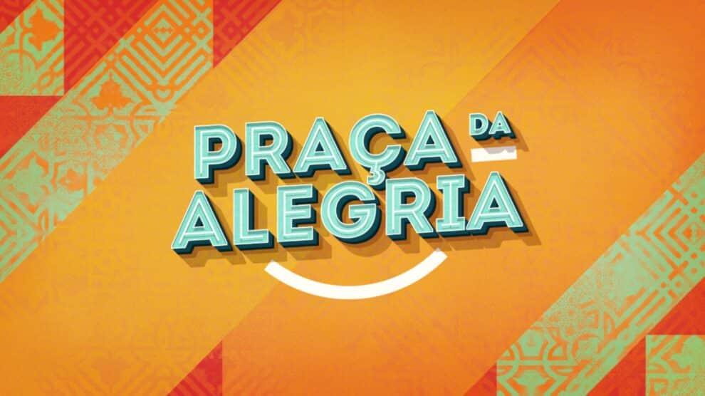 Praça Da Alegria, Logo