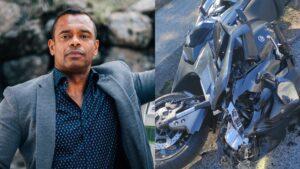 Ricardo Monteiro, Ator Acidente Mota