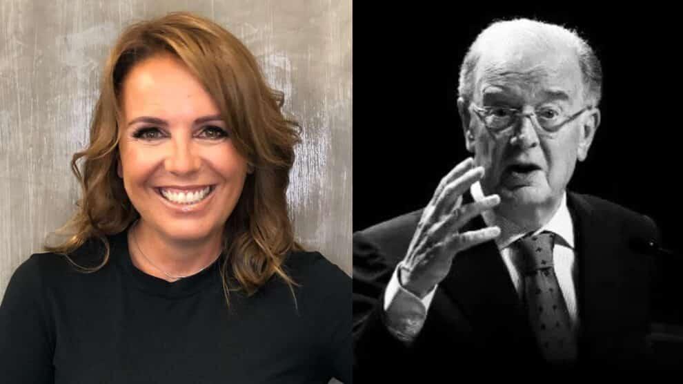 Tania Ribas De Oliveira, Jorge Sampaio