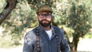 Agricultor, João Menezes
