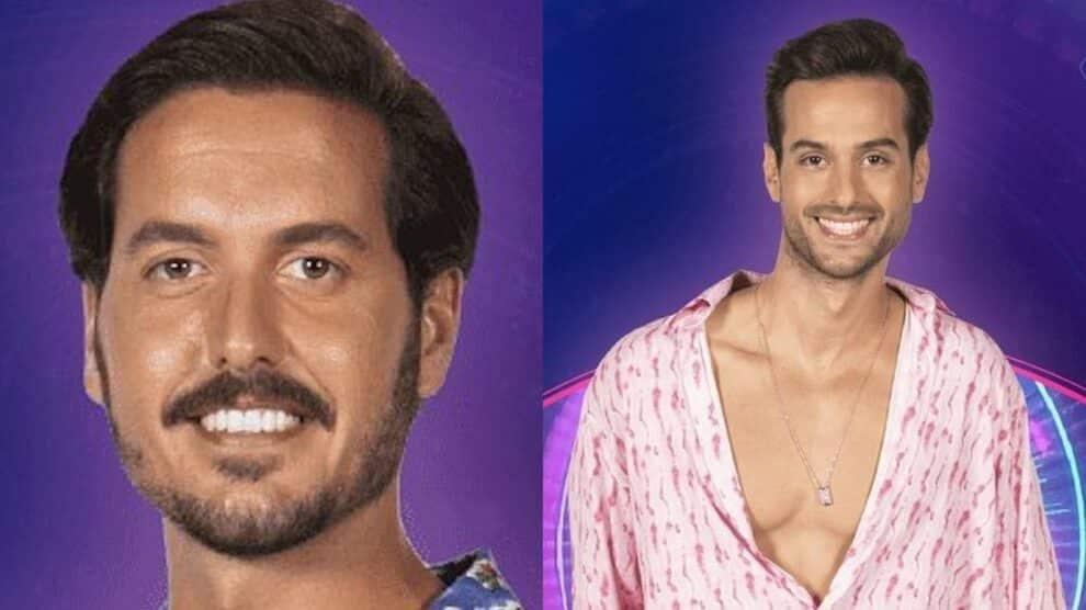 Big Brother, António, Ricardo