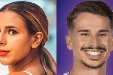 Big Brother, Joana Albuquerque, Fábio