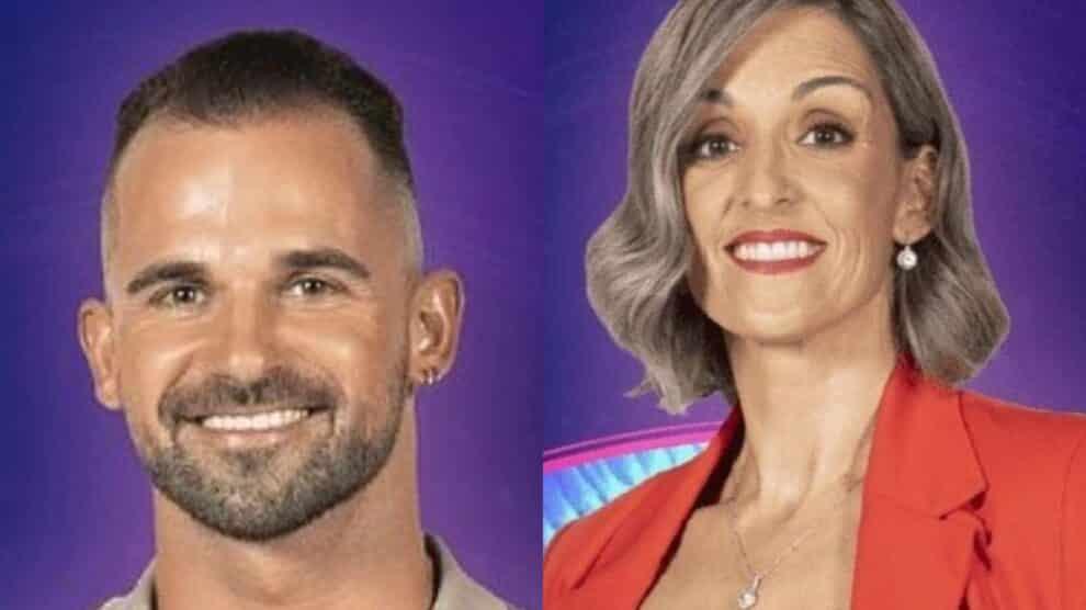Big Brother, Rafael, Ana Morina