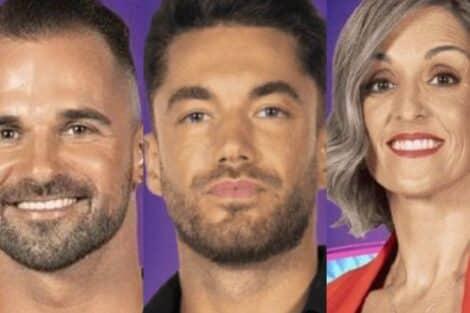 Big Brother, Rafael, Rui Pinheiro, Ana Morina