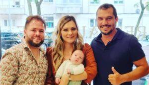 Casados À Primeira Vista, Bruno Fernandes, Tatiana Oliveira, Pedro Pé-Curto