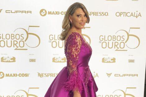 Clara De Sousa, Globos De Ouro 2021