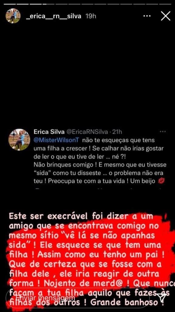 Erica-Silva-Instastory-Wilson-Teixeira