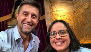Joana Marques, Daniel Oliveira, Alta Definição