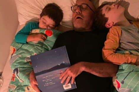 José Raposo, Netos Matias E Noah