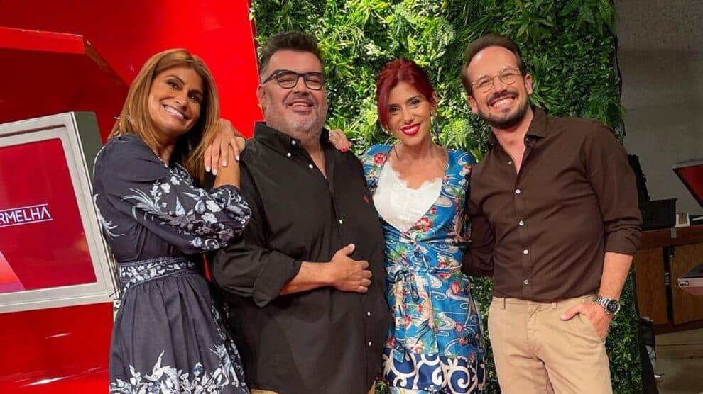 Passadeira Vermelha, Liliana Campos, Nuno Azinheira, Mónica Sintra, Hugo Mendes