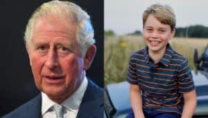 Príncipe Carlos, George